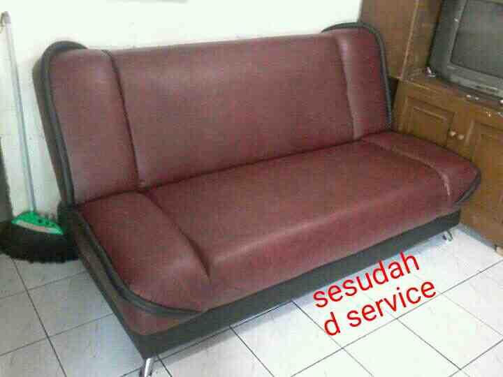 Foto: Murah Meriah Jasa Service Sofa