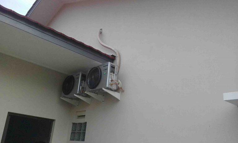 Foto: Pemasangan AC Split Bandung