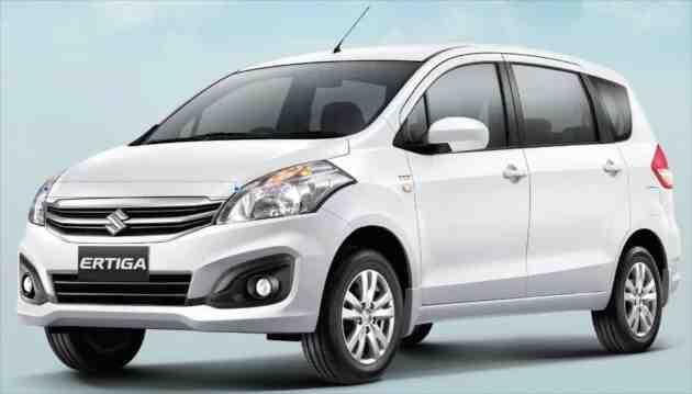 Foto: Dijual Suzuki Ertiga GX 2017