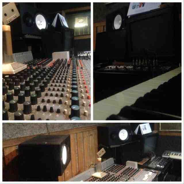 Foto: Studio Recording Jakarta Barat