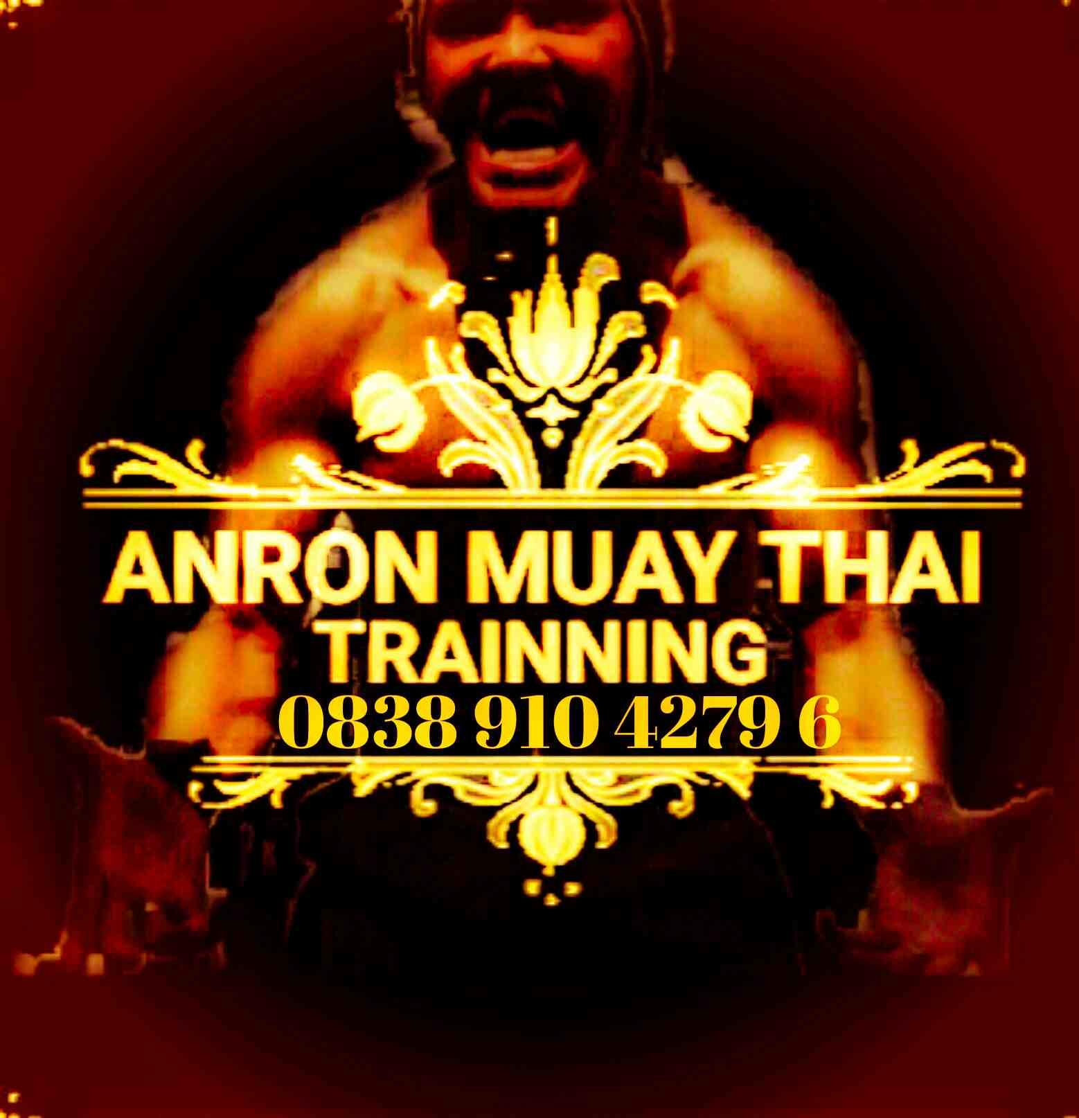 Foto: Anron Muay Thai Trainning