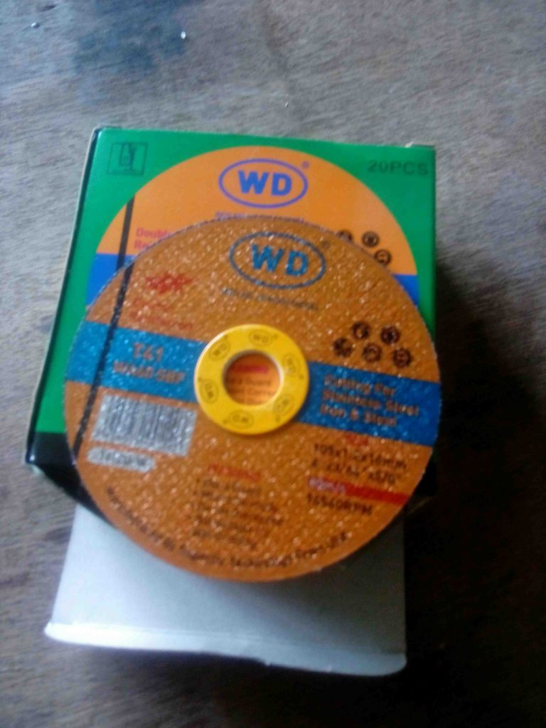 Foto: Jual Cutting Wheel 4′