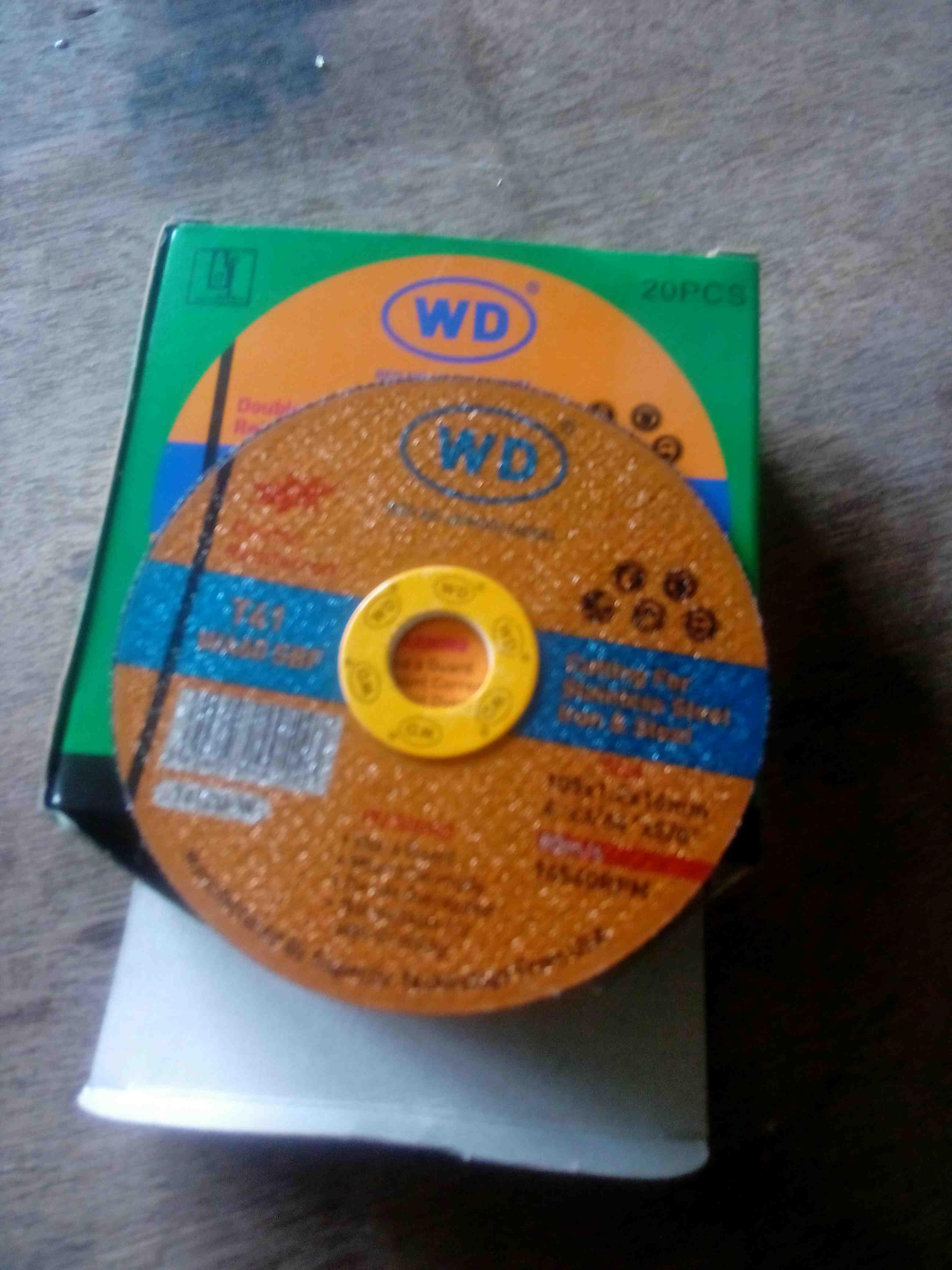 Foto: Jual Cutting Wheel 4′