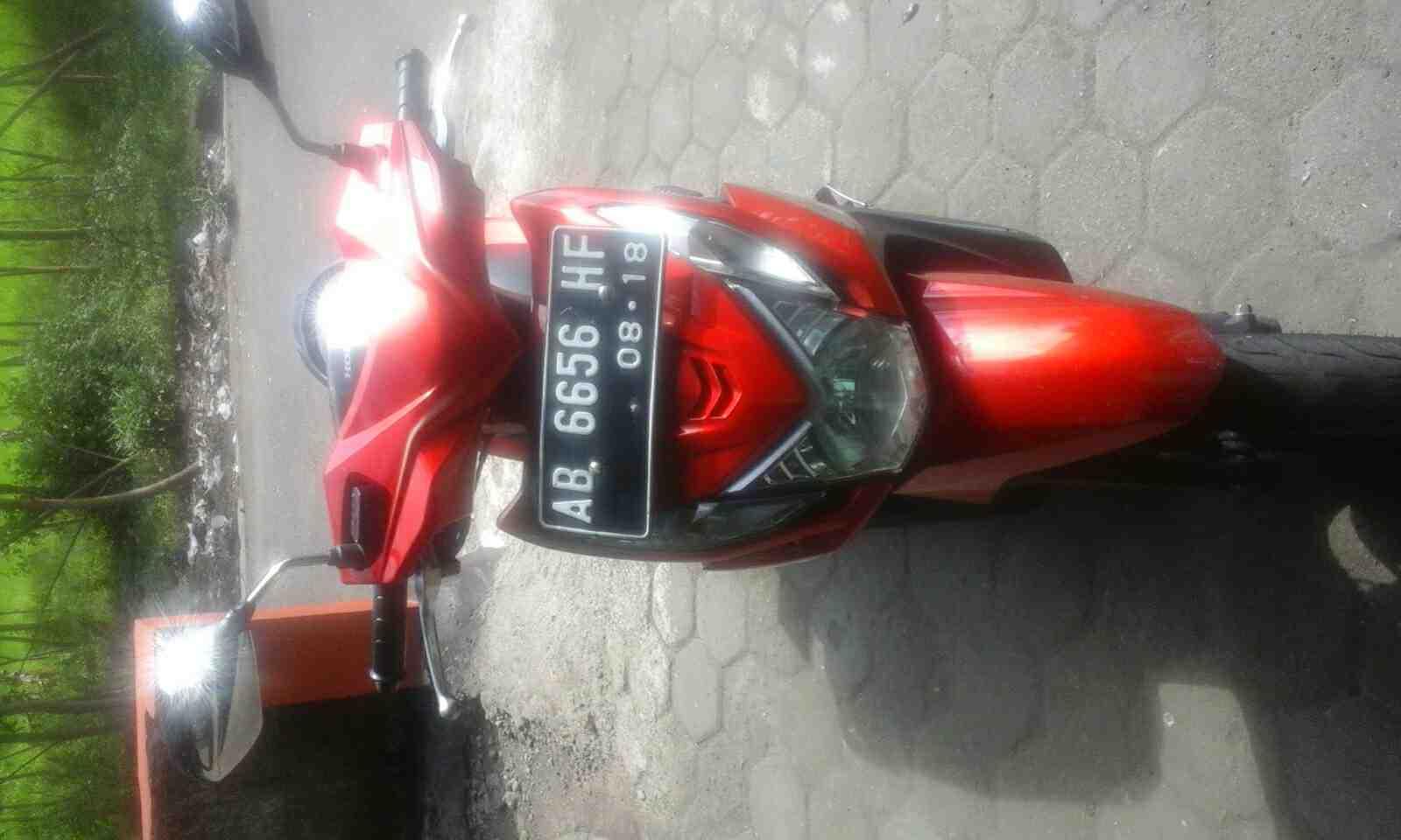Foto: Motor Bekas Honda Beat F1 2013