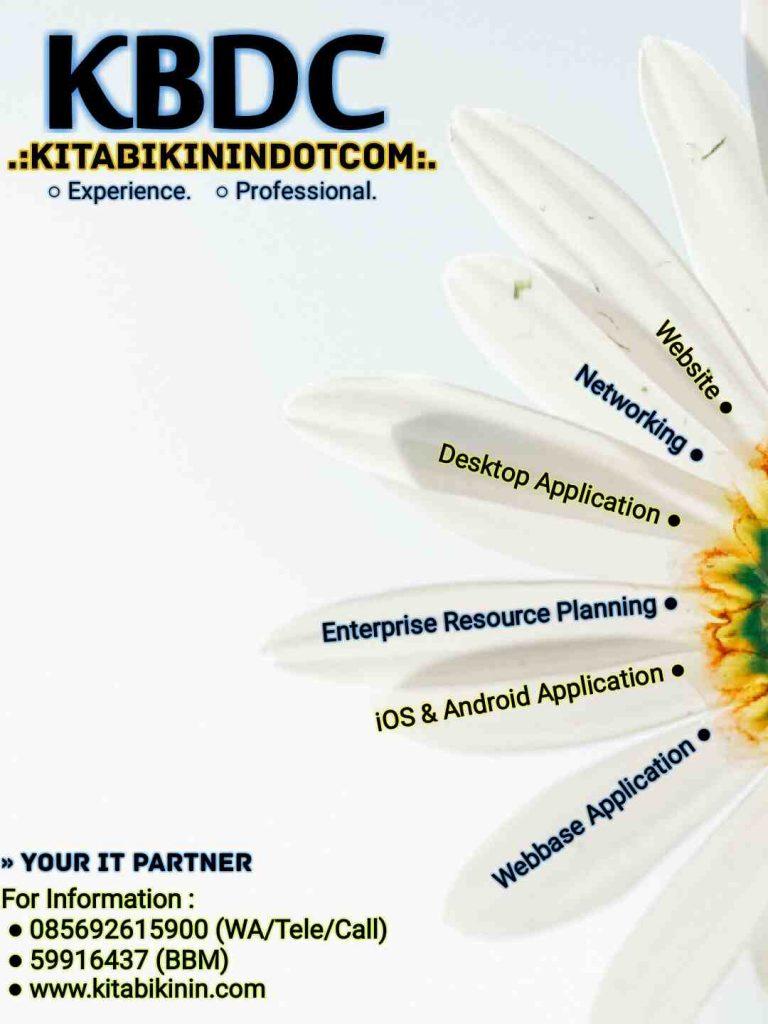 Foto: Jasa Pembuatan Website, Aplikasi Android & iOS, ERP, Dll