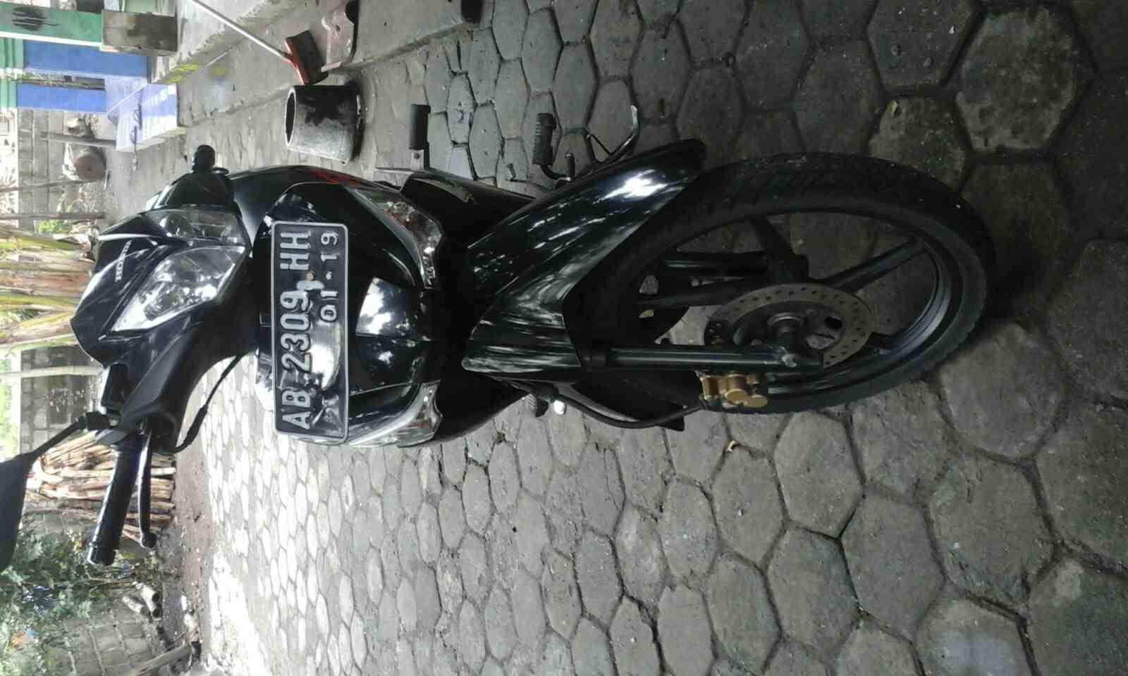 Foto: Motor Bekas Honda Supra X 2009
