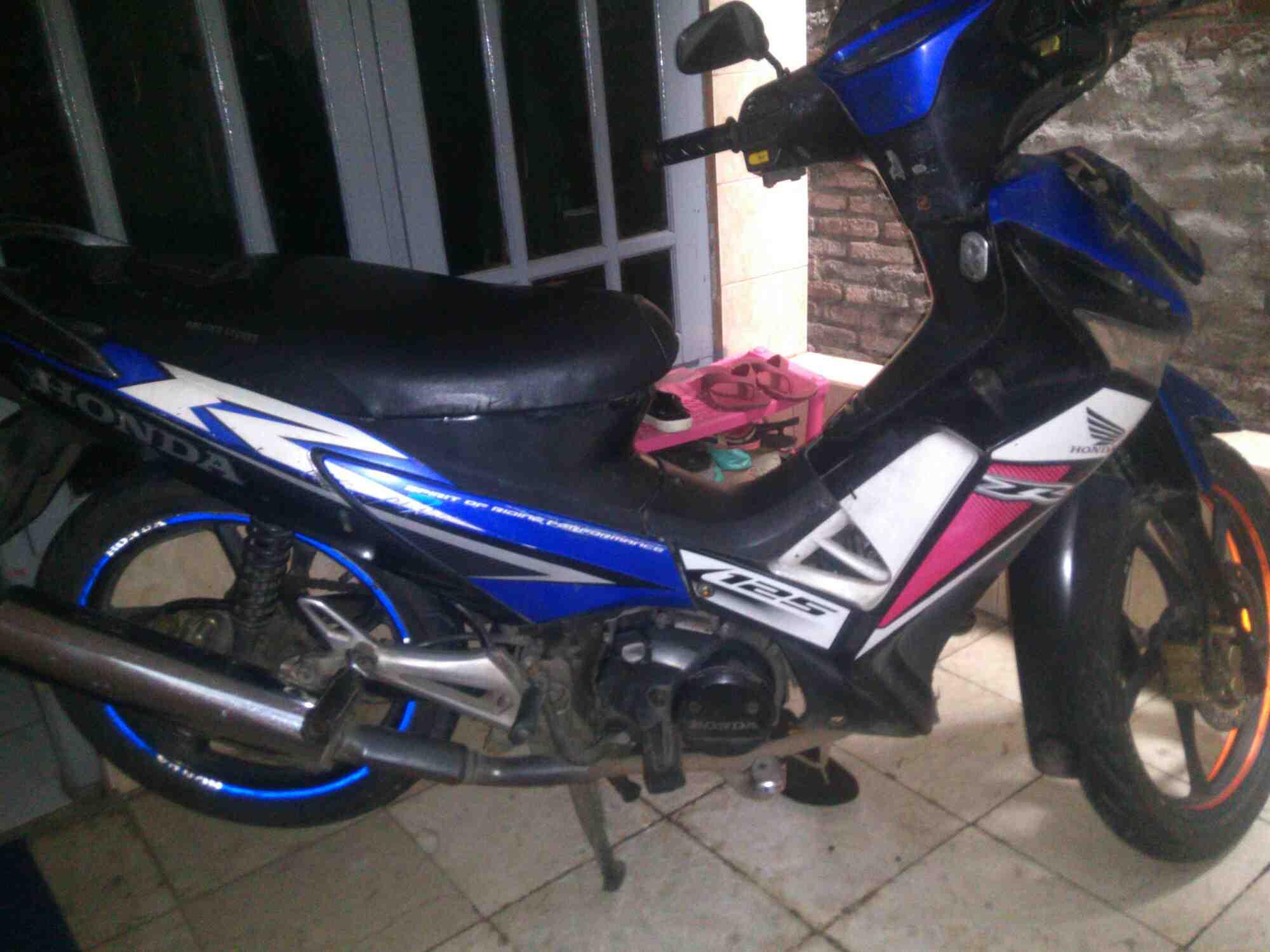 Foto: Di Jual Murah Honda Supra X 125