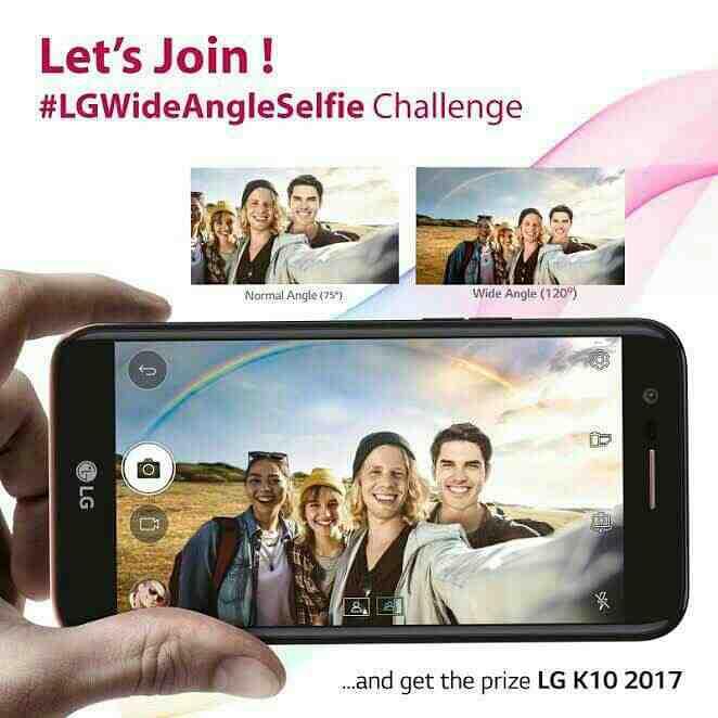 Foto: Prodak HP LG Terbaru dan Harga Murah