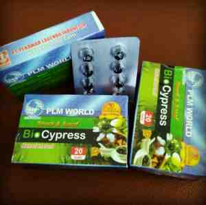 Foto: Obat Herbal Biocypress
