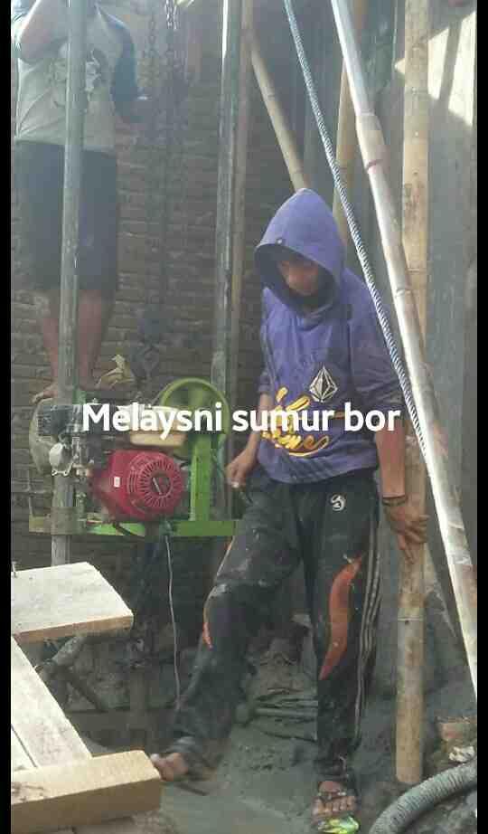 Foto: Jasa Sumur Bor Makassar