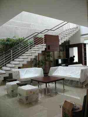Foto: Konsultan Arsitek, Kontraktor, Interior Design, Konstruksi Baja