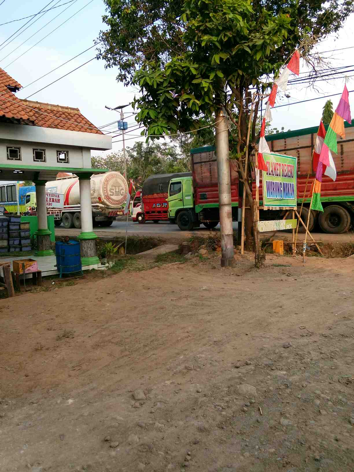 Foto: Toko Dikontrakan di Batang, Jawa Tengah