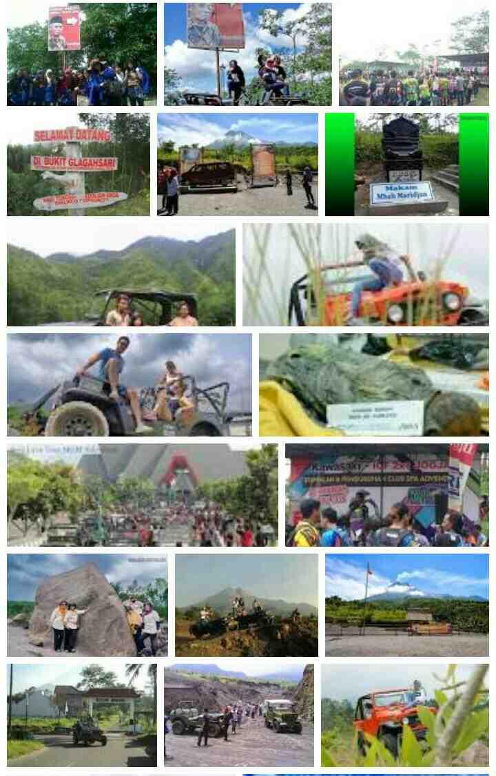 Foto: Jeep Lava Tour Merapi
