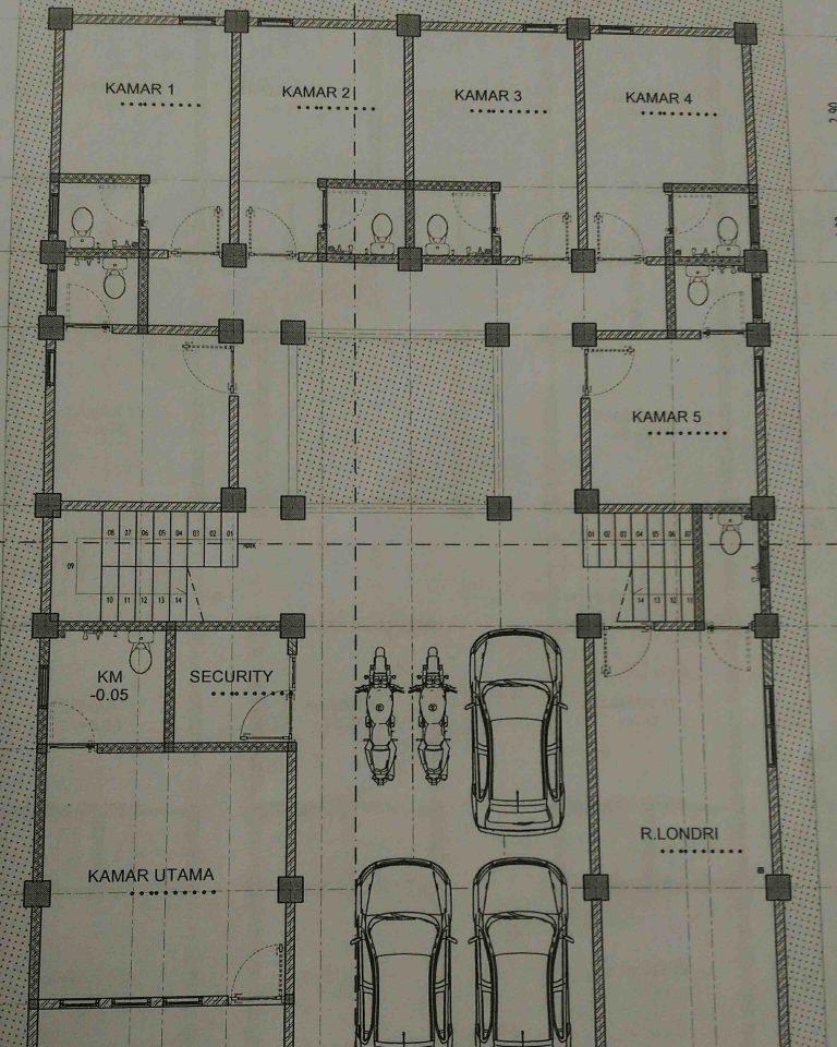 Foto: Kost Eksklusif Siap Bangun Dekat Kampus Uii Jalan Kaliurang Km 13