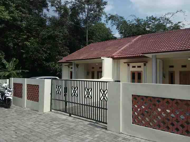 Foto: Rumah Baru Murah Siap Huni Sleman Yogyakarta