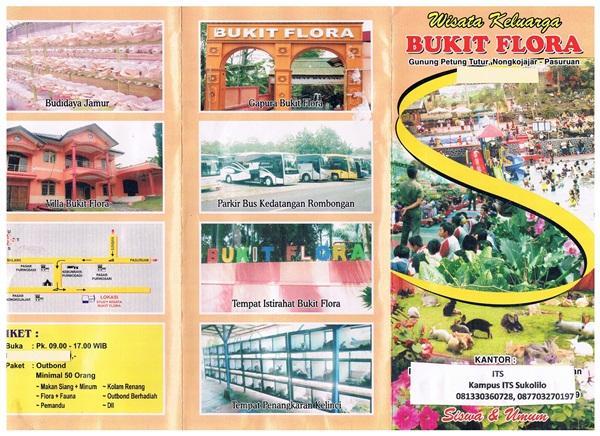 Foto: Study Wisata Flora dan Outbond Di Nongkojajar Pasuruan