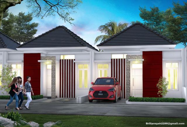 Foto: Rumah Premium Harga Istimewa, Shm & Imb Siap Bangun
