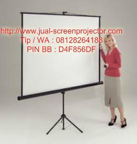 Foto: Jual Tripod Layar Projector