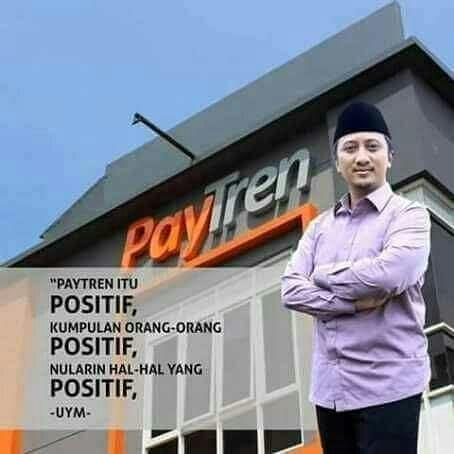 Foto: Cara Daftar Paytren
