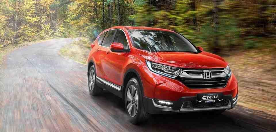 Foto: New Cr-v | Honda Jakarta Selatan
