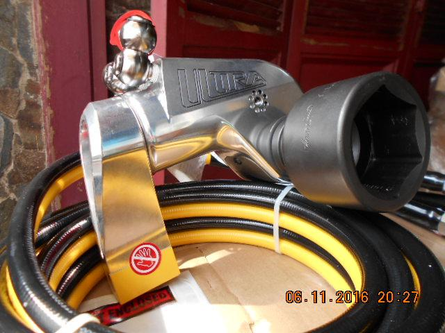 Foto: Rental Hydraulic Torque Wrench