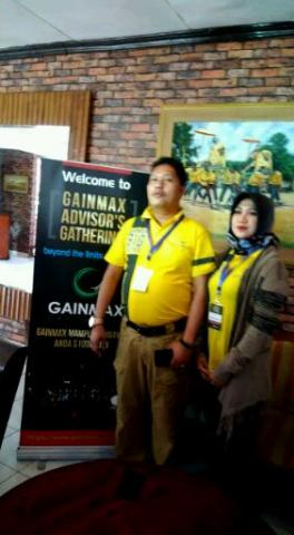 Foto: Gainmax Capital Limited Indonesia Crypto Currency Profit & Trading