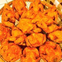 """Foto: Kuliner Ayam Siap Saji """"Ayam Canton Asli"""" Ayam Restoran (Bebas Tepung)"""