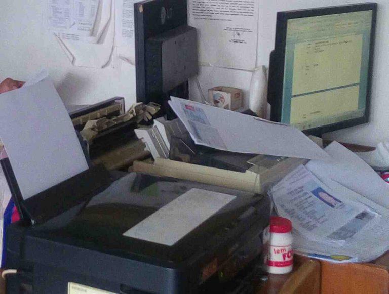 Foto: Service Komputer Di Rawamangun