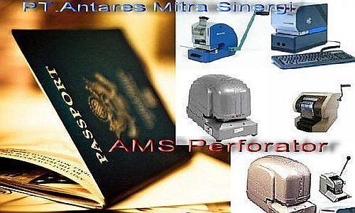 Foto: Mesin Porporasi, Mesin Perforator, Service Perforator