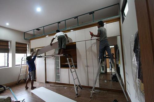 Foto: Renovasi Rumah Gresik 2018
