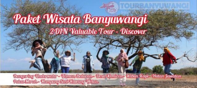 Foto: Paket Wisata Banyuwangi 2H1M Valuable Tour – (D) Discover