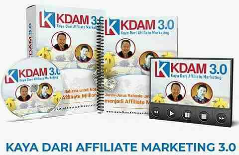 Foto: Kaya Dari Affiliate Marketing 3.0