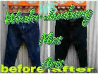 Foto: Jasa Wenter Jombang