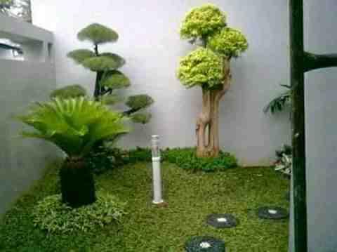 Foto: Jasa Pembuatan Taman dan Kolam Minimalis