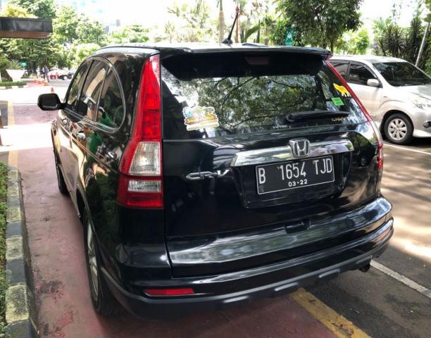 Foto: Dijual Honda CRV 2.4 Matic 2012 Hitam