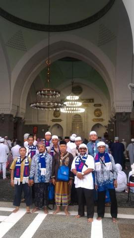 Foto: Umroh Berkah Hemat Berangkat Sesuai Jadwal Bersama Pesona Mozaik Surabaya