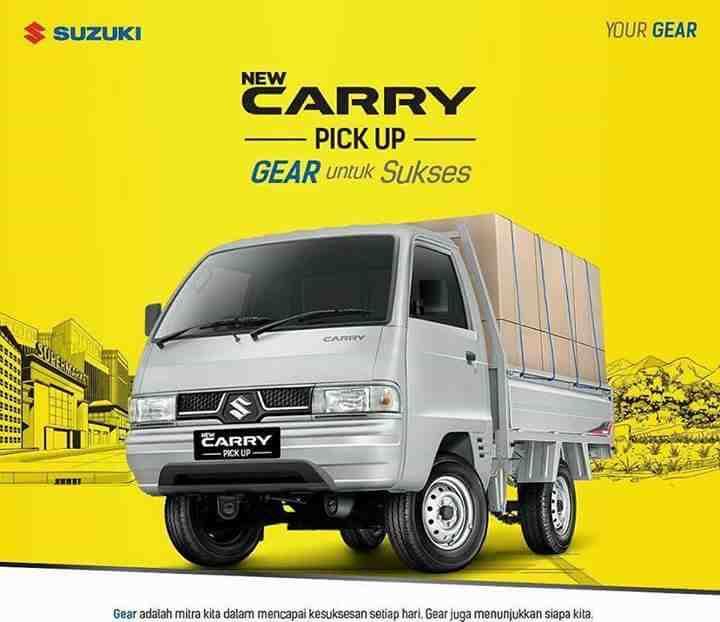 Foto: Promo Mobil Pick Up Suzuki Murah