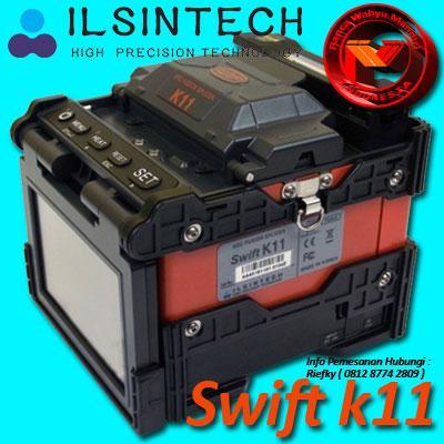 Foto: Ilsintech Swift K11 – Fusion Splicer | Jual Harga Pabrik