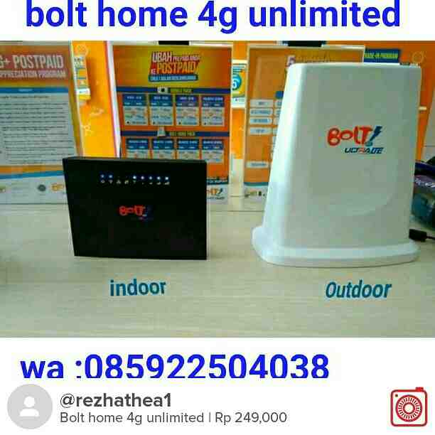 Foto: Wi-Fi Bolt Home Unlimited