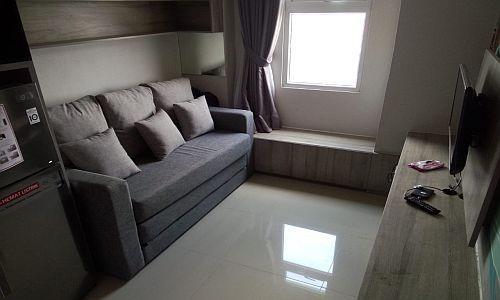Foto: Disewakan Apartemen Green Pramuka City Full Furnished Jakarta Pusat