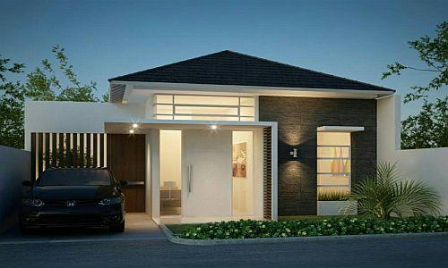 Foto: Jual Rumah Baru Ciracas Jakarta Timur
