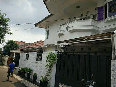 Foto: Jual Rumah Hook 2 Lantai Full Furnished Di Pondok Kelapa Jakarta
