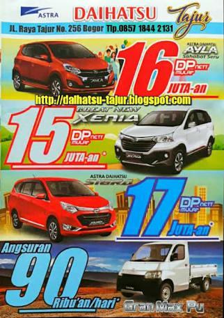 Foto: Daihatsu Bogor Hot Promo Kredit Mobil Murah