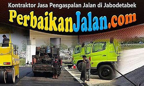 Foto: Jasa Perbaikan Jalan Jabodetabek