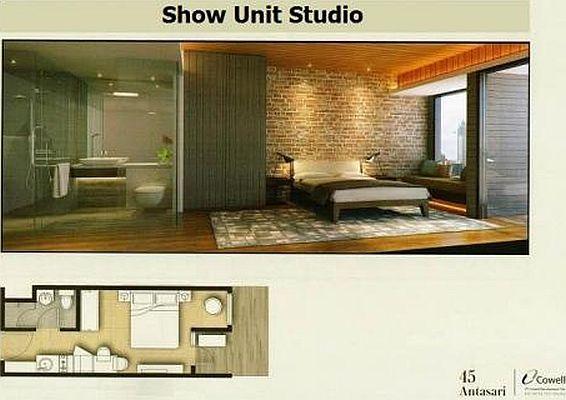 Foto: Dijual Take Over Apartemen Antasari 45 Type Studio