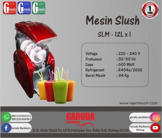 Foto: Mesin Slush (Es Salju) SLM-12LX1