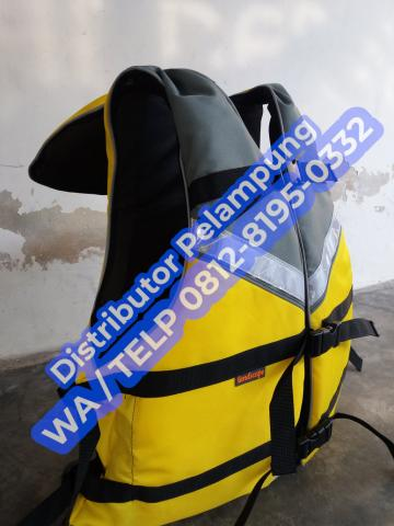 Foto: Grosir Life Jacket Keselamatan Kuning